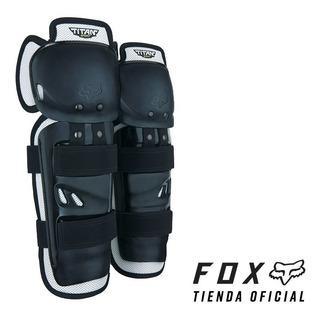 Rodillera Fox Titan Sport Knee Shin Guard #04268-001 Moto