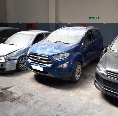 Ford Ecosport Titanium 2.0l At N - 2018 - Funcionando