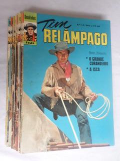 Coleçao Completa Tim Relampago - Frete Gratis