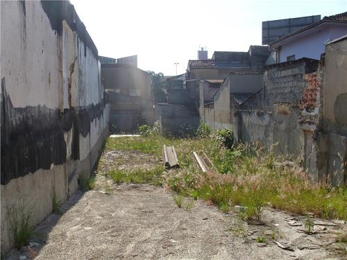Imagem 1 de 4 de Terreno Para Aluguel, Centro - Santo André/sp - 68947
