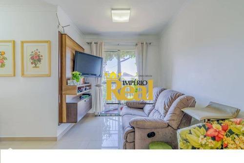Imagem 1 de 13 de Apartamento À Venda, 63 M² Por R$ 480.000,00 - Lapa De Baixo - São Paulo/sp - Ap6759