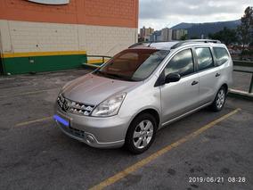 Nissan Grand Livina 1.8 S Flex 5p 2011