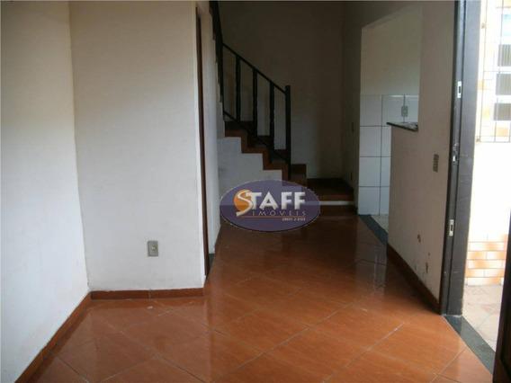 Casa Com 01 Dormitório Para Aluguel Fixo, 70 M² - Bairro Porto Do Carro - Cabo Frio/rj - Ca0313