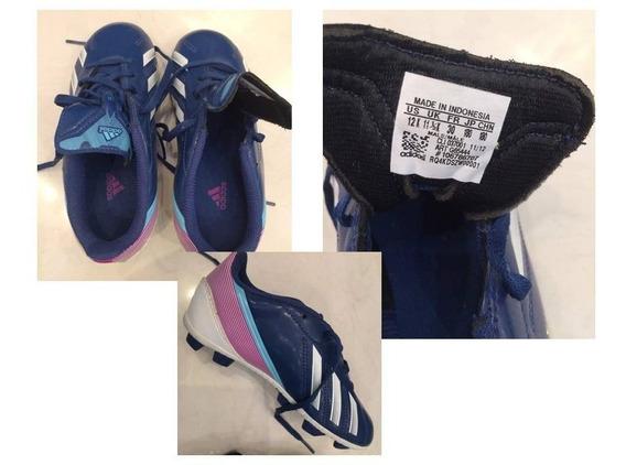 Zapato Niño Fútbol adidas