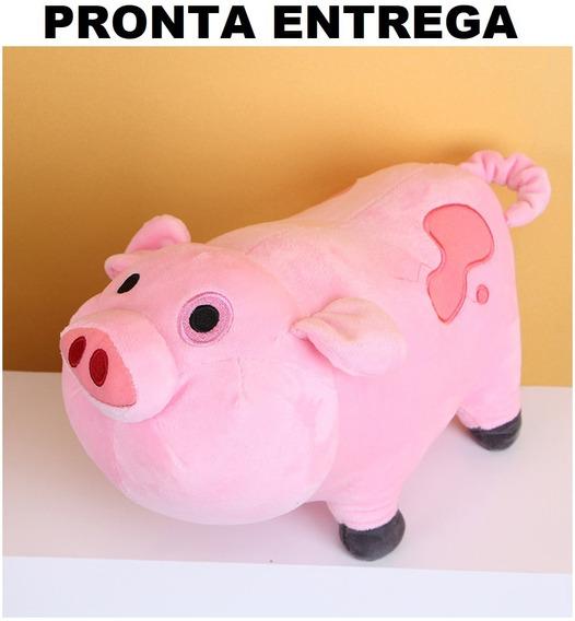 Mini Porquinho Waddles Gravity Falls Brinquedo Infantil