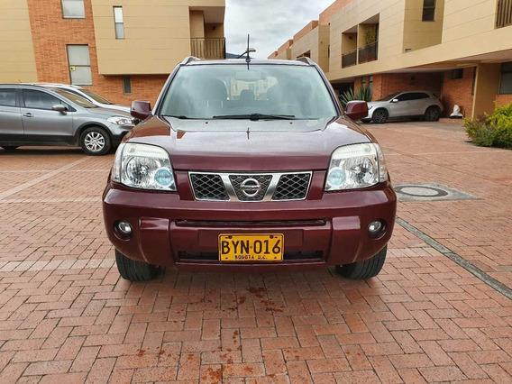 Nissan X-trail 2006 5 Puertas 2500 Cc, Placa Par