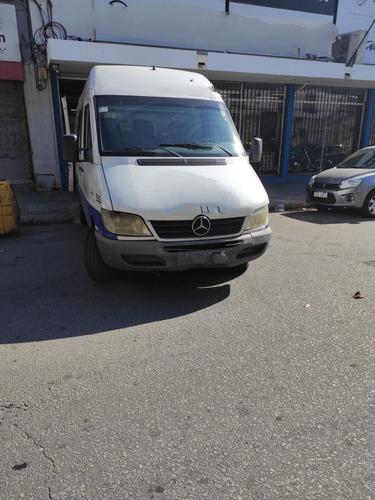 Mercedes-benz Sprinter 2005 2.5 313 Chasis 3550