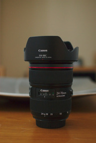 Lente Canon 24-70 F2.8 L Mark Ii
