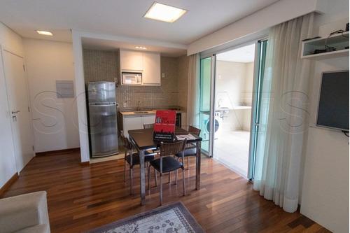 Estanconfor Villa Paulista, Andar Alto, Ótima Localização - Sf27233