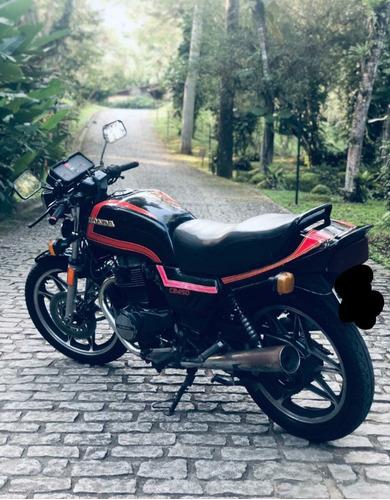 Imagem 1 de 3 de Honda Cb450