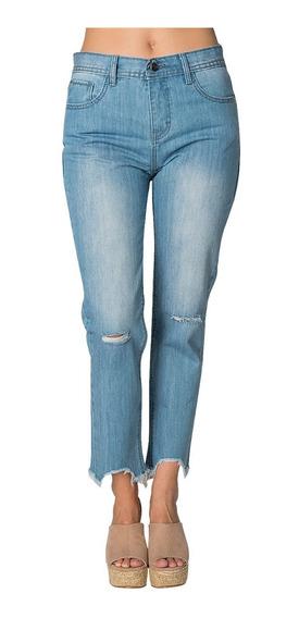 Pantalones Rotos Mujer Pantalones Y Jeans Para Mujer En Mercado Libre Mexico