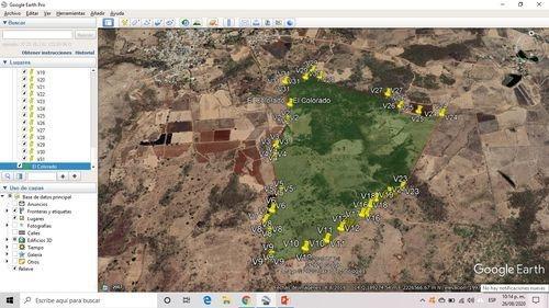 Imagen 1 de 3 de Terreno En Venta En Rancho De García
