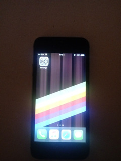 iPhone 5s 16gb Usado Funcionando.