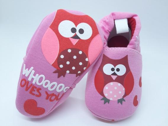 Pantufas Sapato Sapatinho Calçado Bebê Animais Personagens