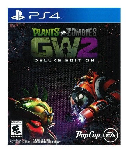 Plants Vs Zombies Gw 2 Deluxe - Ps4 Digital - 2° - 25% Off
