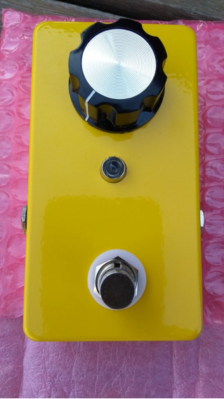 Pedal Guitarra Handmade Zvex Super Hard On Booster