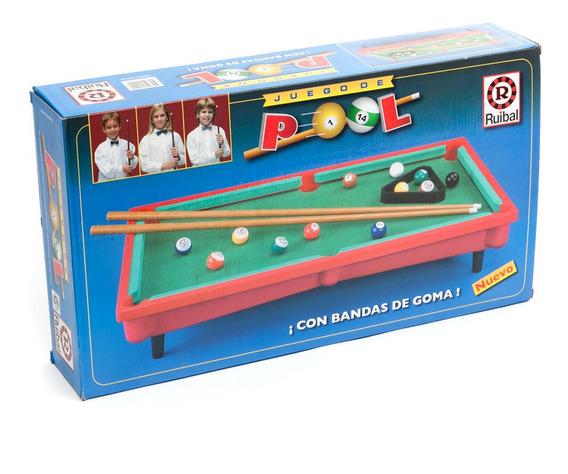 Pool De Mesa Original Ruibal