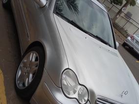 Mercedes Benz C180 Kompressor Classic 4p 2003/2004 Completa