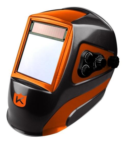 Mascara Fotosensible Automática Soldar Color Real Kushiro