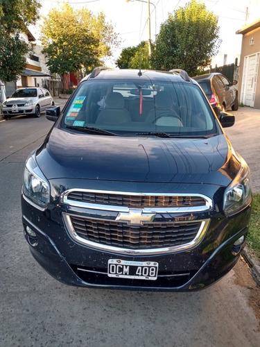 Chevrolet Spin 1.8 Ltz 5as 105cv 2014