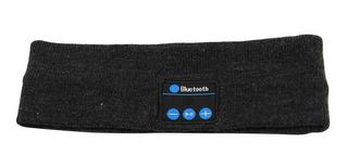 Bluetooth Tricô Headband Fibras Acrílicas Sem Fio Esportes H