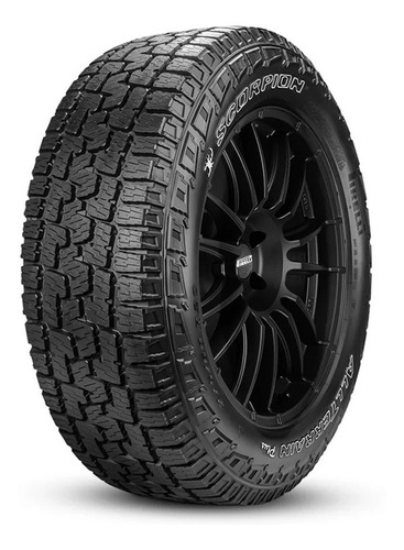 Llanta 265/70r16 Pirelli Scorpion All Terrain Plus 112t
