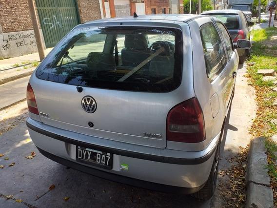 Volkswagen Gol 1.9 Sd Dublin Dh Aa Pack 2002