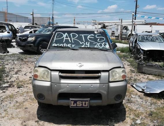 Nissan Frontier Americano 2001 2.4 4cl (se Vende Por Partes)