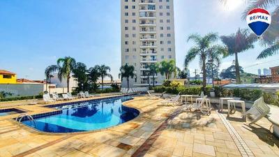 Apartamento Recém Reformado À Venda, 75m² Por R$ 539.000 Chácara Santo Antônio - São Paulo/sp - Ap0341