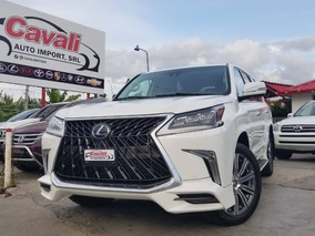 Lexus Lx 570 Blanca 2016 Supersport Kit 2019
