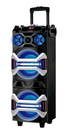 Caixa Amplificadora Mondial Cm-07 Power,sd Card, 300w Rms