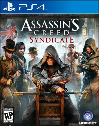 Imagen 1 de 3 de Assassin's Creed Syndicate Ps4 Original + Garantía + Español