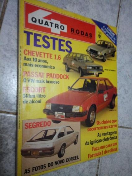 Revista Quatro Rodas N°227