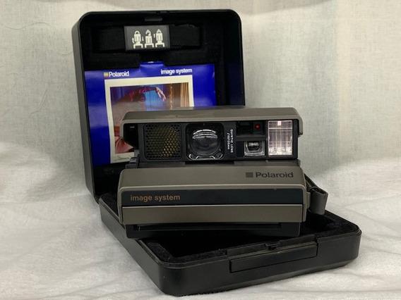 Câmera Polaroid Image System. (coleção)
