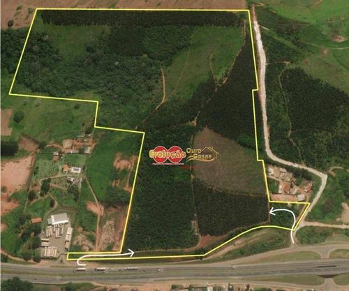 Imagem 1 de 11 de Área Para Indústria, Comércio E Logística Em Atibaia  Sp - Te3375