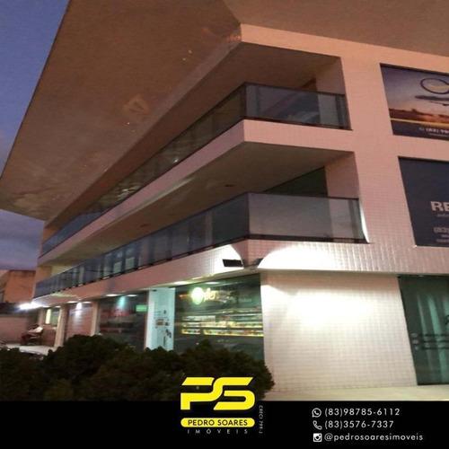 Imagem 1 de 6 de Sala À Venda, 25 M² Por R$ 179.000 - Bessa - João Pessoa/pb - Sa0170