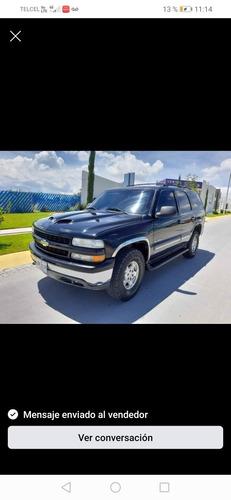 Imagen 1 de 9 de Chevrolet Tahoe 2000 5.3 Lt Paq B Mt