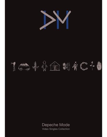 Depeche Mode Video Singles Collection Box Con 3 Dvd Nuevo