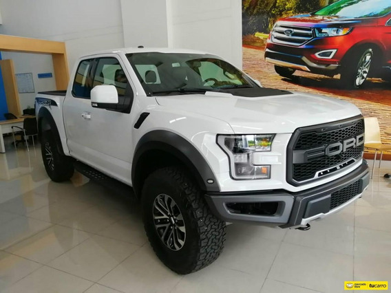 Ford Raptor Cabina Y Media
