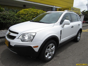 Chevrolet Captiva Sport 2.4 At 4x2 Ct