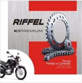 Relação Yamaha Ybr 125 Kit (transmissão) 2000 A 2015 70765