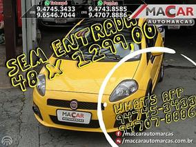 Fiat Punto 1.4 Mpi 16v T-jet 2010