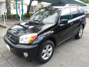 Toyota Rav 4 Limited 2 Filas Ba Abs Piel Qc At