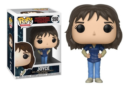Funko Pop! Joyce Stranger Things #550