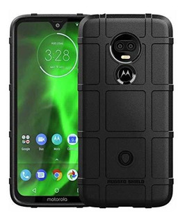 Moto G7 Power Case Funda Para Moto G7 Powerch Ic Bumper Hard