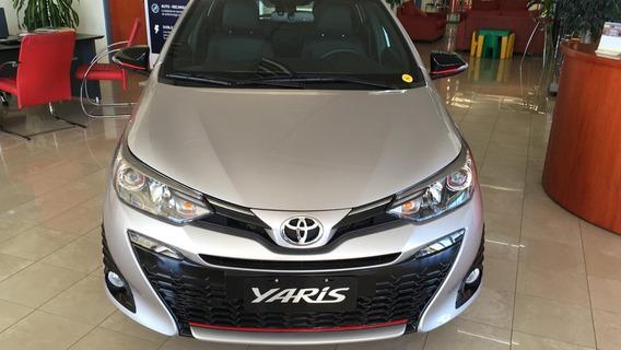 Toyota Yaris S Cvt 0 Km