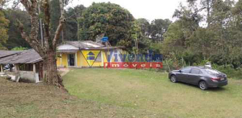 Imagem 1 de 5 de Terreno Em Região De Chácaras - Entorno Aldeia Da Serra - As16976