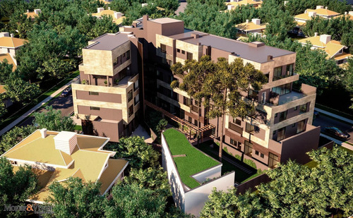 Cobertura Duplex Para Venda Em Curitiba, Hugo Lange, 3 Dormitórios, 3 Suítes, 5 Banheiros, 3 Vagas - Ctb3385_1-1873330