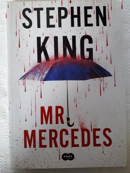 Livro Mr. Mercedes - Stephen King
