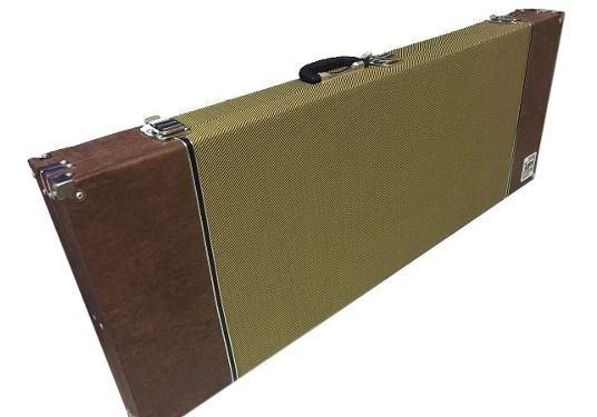 Case Guitarra Tweed Fender Sg Les Paul Strato Telecaster
